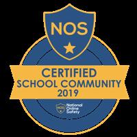 NOS Certified School Community 2019